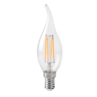 E14 / F35 LED Filament Candle Lamp